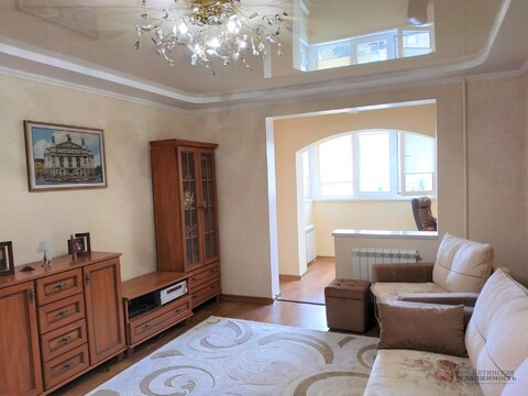 2-ая квартира улучшенной планировки (135-серия) с ремонтом и мебелью - Фото 5