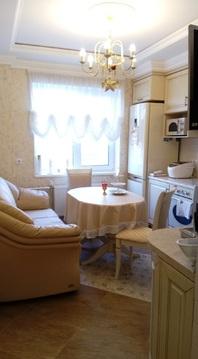 Шикарная трехкомнатная квартира с большой кухней - Фото 3