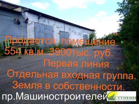 Продам, складская, Курган, Северный, Машиностроителей пр, д.36 - Фото 2