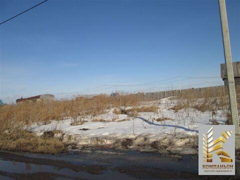 Продажа участка, Есаулова, Тюменский район