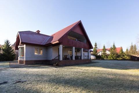 Дом 600кв.м. на участке 40 соток - Фото 1