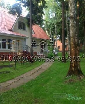 Киевское ш. 41 км от МКАД, Новоглаголево, Коттедж 300 кв. м - Фото 1