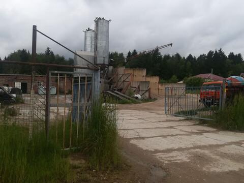 Продам производственную базу в г. Малоярославец
