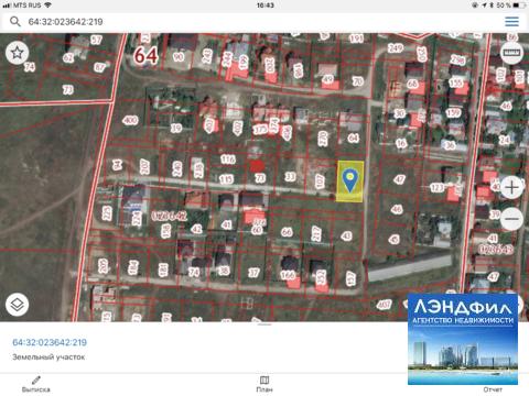 Участок под ИЖС, Усть-Курдюм, Веселая - Фото 3