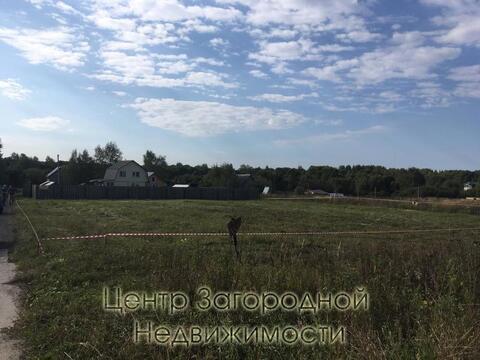 Участок, Калужское ш, Симферопольское ш, 60 км от МКАД, Алферово д. . - Фото 3