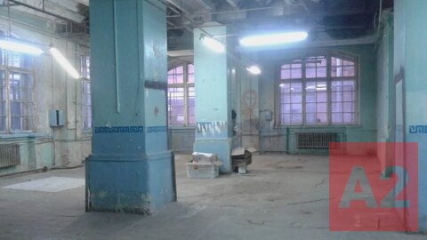 Производство аренда цеха на Петроградке — Без комиссии - Фото 1