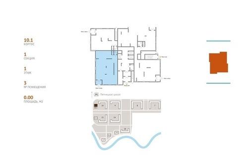Продам коммерческое помещение 150 м2, Муравская 2-я ул, Москва г - Фото 1