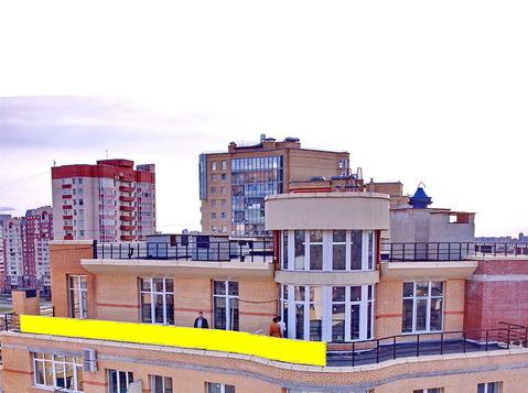 Продажа 420 кв.м пентхаус с террасой, башней высокими потолками в спб - Фото 1