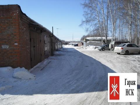 Продам капитальный гараж. ГСК Строитель, Щ Академгородка, Демакова - Фото 2