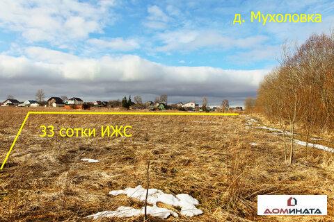 Продам участок в Мухоловке - Фото 1