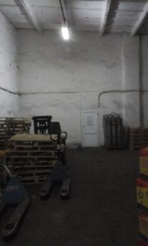 Аренда склада на Гурьевском рынке, 200 кв.м. - Фото 2