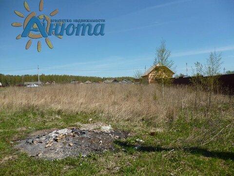 Продается участок 10 соток в заповеднике «Барсуки», деревня Тростье ж - Фото 5