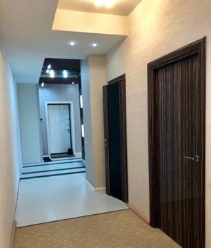 4-к квартира, 122.4 м, 2/9 эт. Комсомольский проспект, 41г - Фото 1