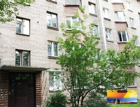 Квартира у метро Черная Речка в кирпичном доме по Доступной цене, Купить квартиру в Санкт-Петербурге по недорогой цене, ID объекта - 321938946 - Фото 1