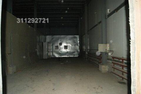 Под произ-во/склад, отаплив, выс. потолка: 8 м, возм. офис. площ. /от - Фото 1