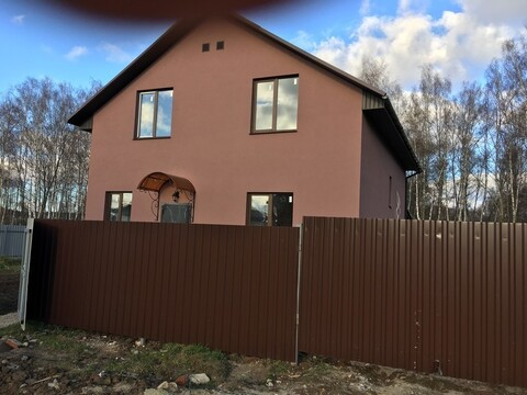 Загородный дом в деревне калужская область - Фото 3