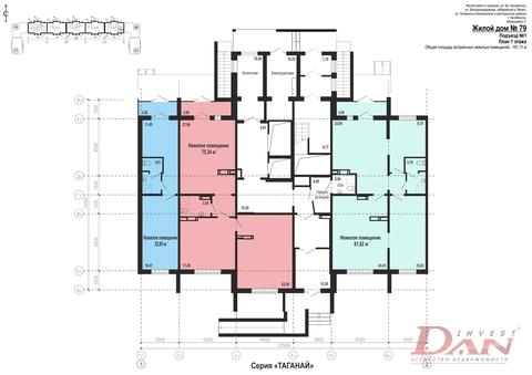 Коммерческая недвижимость, ул. Университетская Набережная, д.79 - Фото 1