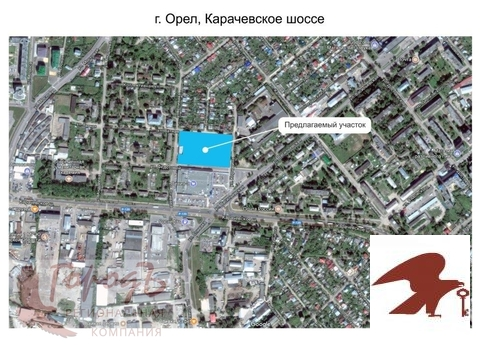 Земельные участки, Федотовой, д.6 - Фото 1