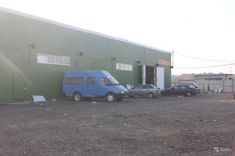 Производственно-складское помещение 200 кв.м - Фото 1