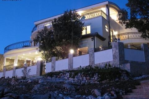 Шикарная Вилла на Побережье Адриатического моря, город Бар, Утеха - Фото 1