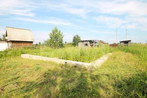 Продам участок с фундаментом - Фото 2