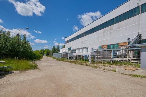 Аренда производство/склад 6000 кв.м, Раменское - Фото 2