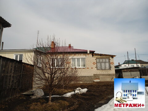 Часть благоустроенного дома в Камышловском р-не, д. Шипицина - Фото 5