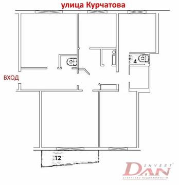 Коммерческая недвижимость, ул. Курчатова, д.23