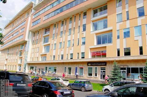 Офис 27,8м в БЦ класса А, метро Калужская - Фото 5