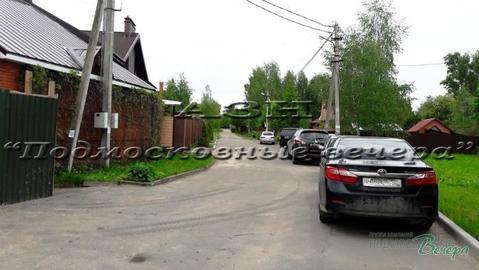 Можайское ш. 16 км от МКАД, Перхушково, Участок 13 сот. - Фото 5