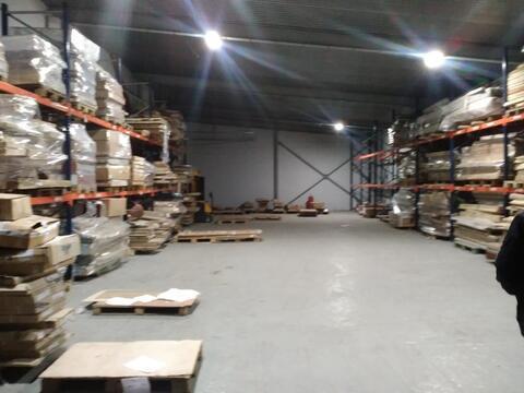 Производственное помещение 1000 кв.м. - Фото 1