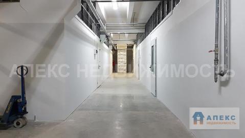 Аренда помещения пл. 450 м2 под склад, м. Домодедовская в складском . - Фото 3