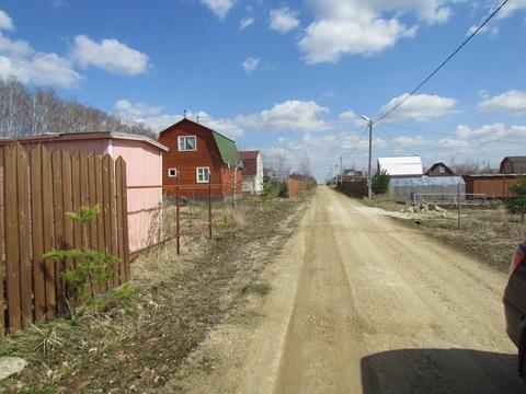 Продается земельный участок в п. Алино Ясногорского района Тульской об - Фото 3