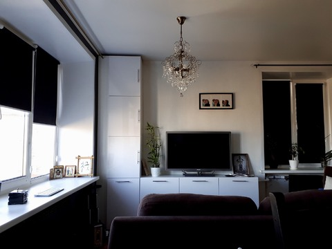 Продается 1 комнатная квартира с евроремонтом - Фото 4