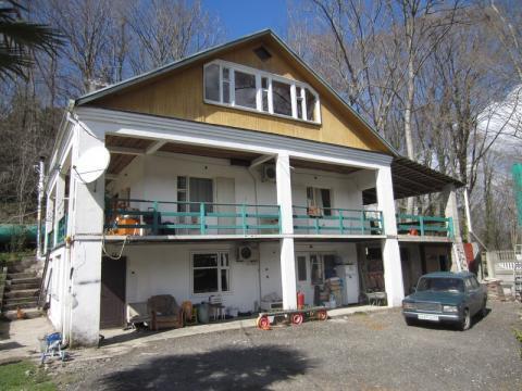 """Продается 2-х этажный дом с мандсардой на Старой Мацесте, с/т """"Гранат"""" - Фото 1"""