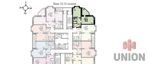 Продажа квартиры Балашиха Железнодорожный Проспект Героев 10 - Фото 4