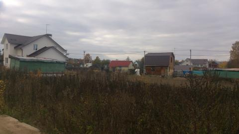 12 сот ИЖС в деревне Татарки вблизи Часцов - Фото 1