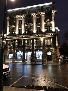 3 комн кв м Пушкинская 5 минут пешком в Фасадном Красивом доме - Фото 1