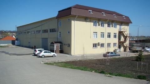 Производственно-складские и офисные прмещения - Фото 1