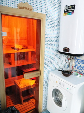 Жилой дом 140 кв.м, + 125 кв.м. гостевой дом-баня. Газ. ИЖС 13 сот. - Фото 5