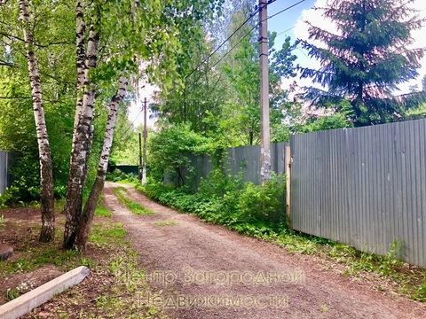 Участок, Щелковское ш, Ярославское ш, 16 км от МКАД, Загорянский пгт. . - Фото 2