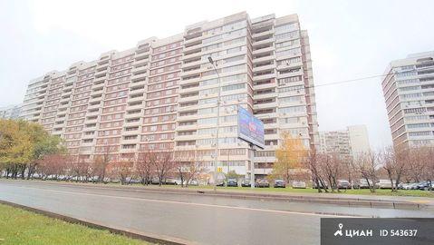 Аренда квартиры, Рублевское ш. - Фото 1