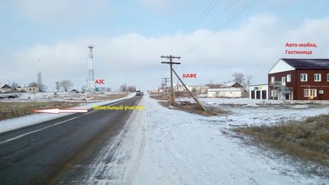 Участок под строительство, с.Ольховка, первая линия - Фото 2