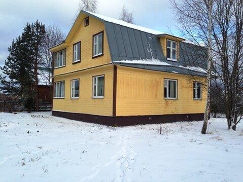 Дом на берегу Рузского водохранилища. - Фото 1