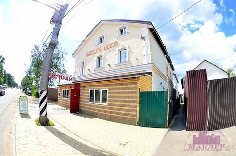 Продается гостиница с рестораном 787 м2, д.Малые Вяземы - Фото 2