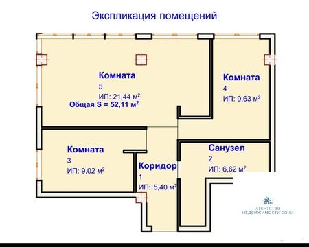 Краснодарский край, Сочи, ул. Пятигорская,54/36 5