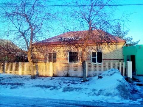Продается дом в поселке Смолино (Троицкий тракт). Рядом школа, детский - Фото 1