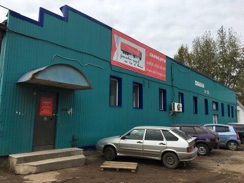 Сдаётся тёплый склад+офис 800 м2 в Уфе на длительный срок. - Фото 1