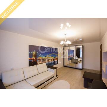 Продается 1-к квартира с хорошим ремонтом Пушкарева 24 - Фото 3