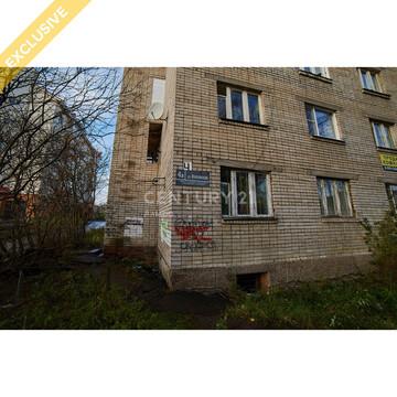 Продажа комнаты 17.9 м кв. на 4/5 этаже на ул. Волховская д. 4а на . - Фото 1